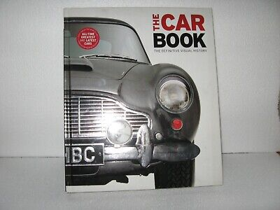 The Car Book --- The definitive visual history .