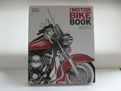 The Motorbike  Book --- The definitive visual history .