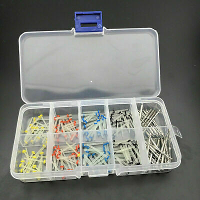 160× Dental Glass Fiber Post Single Refilled Package Free S Drills 32 + Pcs Z2O2