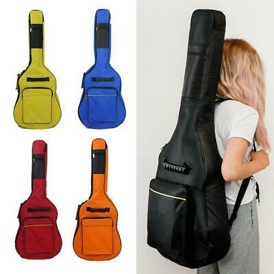 5 Colors Padded Full Size Acoustic Classical Guitar Bag Case Cover High Quality