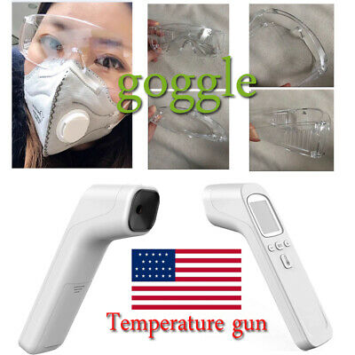 No Touch Digital IR Infrared Forehead Gun Adult Body Temperature