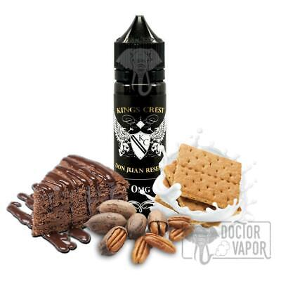 Liquido Vapear Kings Crest Don Juan Reserve Tpd 50Ml