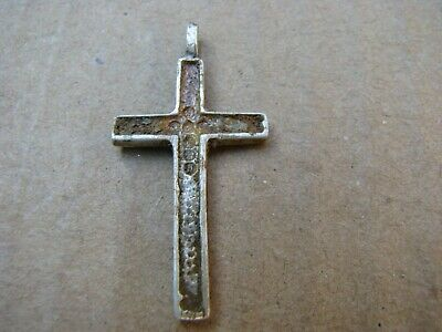 Medieval  Silver Cross