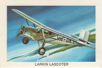 Tip Top Bread - Great Sunblest Air Race Cards #12. Larkin Lascoter
