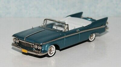 Chrysler Imperial Crown Convertible coupé 1961 BROOKLIN 1/43e