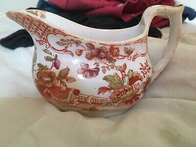 Antique Early 19th Century Hilditch Milk Jug