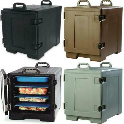 Carlisle Cateraide End-Loading Insulated Food Pan Carrier in Multiple Colors