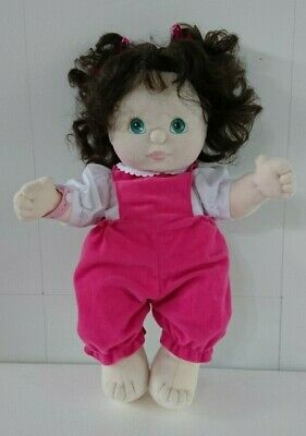 MATTEL My Child Doll, in good condition for age, she has lovely curly pig tails