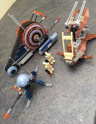 Lego star wars 7258 - Wookiee Attack (2005)