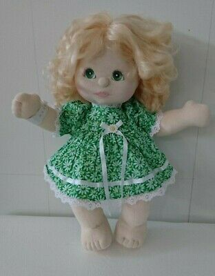 MATTEL Canadian My Child Doll, in good condition for her age