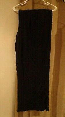 AnyBody Loungewear Tall Cozy Knit Jogger Pants-Size 2X Tall-Black-From QVC.