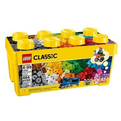 LEGO 10696 - Classic Large Creative Brick Box - 484 pieces - New