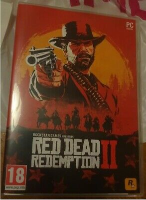 Red Dead Redemption 2 PC PHYSICAL COPY (Code in box) (UK)