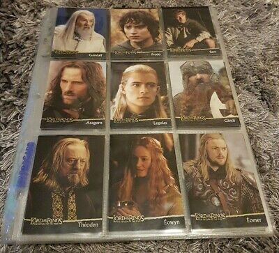 Lord Of The Rings Return Of The King Trading Cards
