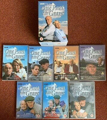One Foot In The Grave Complete Box Set (BBC)