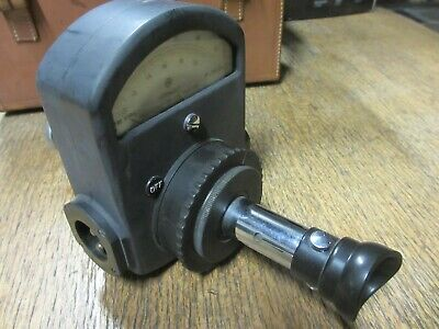 Vintage Cambridge Disappearing Filament Pyrometer