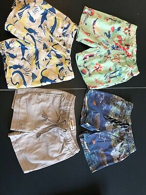 Seed & Country Road Boy's Shorts Size 3-4