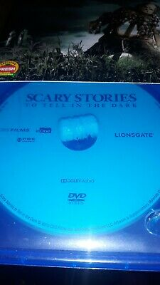 Scary Stories To Tell In The Dark (Dvd, 2019)