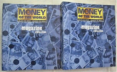 Money of the World  - Two Binders - Published by Orbis: Fabulous, esp. for KIDS