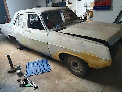 Holden Hd Sedan Unfinished Project 1965