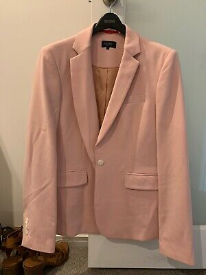 Oxford size 14 Alice Pink Suit Jacket