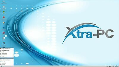 XTRA-PC 16GB PRO LATEST USB - Turn your old pc into a fast and functional PC.