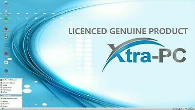XTRA-PC 32GB PRO LATEST USB Turn your old pc into a fast and functional PC.
