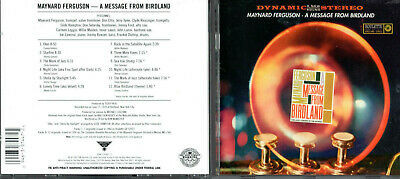MAYNARD FERGUSON - A Message From Birdland - CD