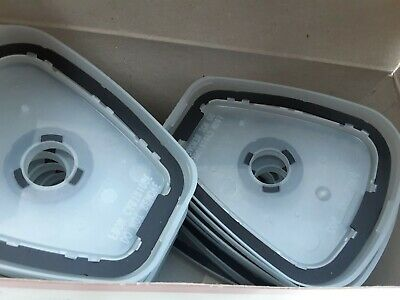 2 pieces of 3M Part # 502 Respirator Adapter For Easi-Air Series