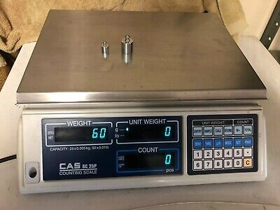CAS SC25P Counting Scale