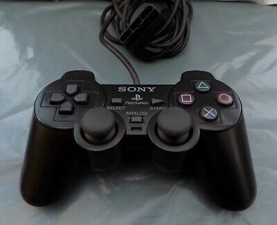 Official Sony DualShock 2 PS2 Controller Playstation 2 Wired Analog Gamepad