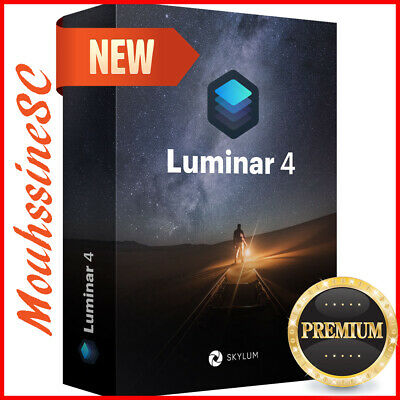 NEW Luminar v4.2 2020 ✔ windows AND MacOS ✔ full version ✔ fast delivery ✔