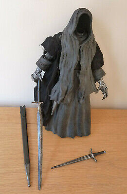 """Marvel 2003 Lord Of The Rings Action Figure 12"""" Ringwraith Nazgul Witch King"""