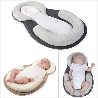Mom Correct Infant Settings Anti-head Positioning Newborn Rollover Mattress FI