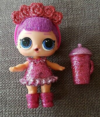 LOL Surprise! BLING SERIES GLITTER sugar queen Doll, MGA * Next day postage