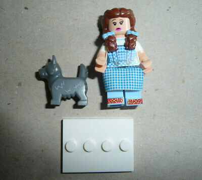 Wizard of OZ Collectible MiniFigure #16 The LEGO Movie 2 Dorothy Gale /& Toto