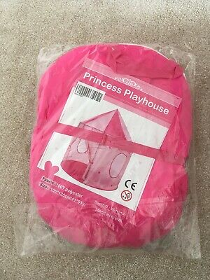 Pink Princess Tent - Girls Playhouse - Brand new, never opened