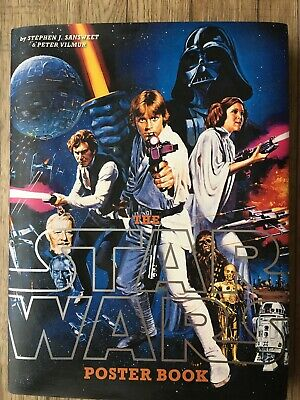 Star Wars Wars: 28 Years Poster Book