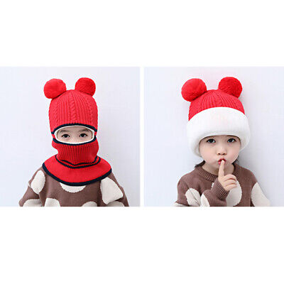 WITHMOONS Infant Baby Winter Earflap Cap Beanie Toddler Rabbit Hat CCJ870