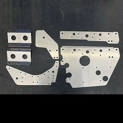 XR SPI Lower A-Arm and Under Carriage Brace for Ski-Doo Snowmobiles XP XM