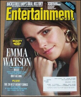 2/24/2017 3/3/2017 Entertainment Weekly Beauty and the Beast Preview Emma Watson