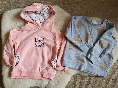 Girls Size 2-3 Cotton On Jumpers Bulk X2