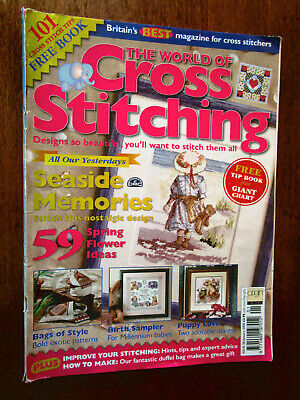 The World Of Cross Stitch Issue 28 January 2000