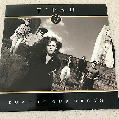 T'Pau: Road To Our Dream - Huge vinyl 45 sale - All M/NM