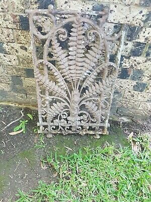 Wrought Iron decorative Panel