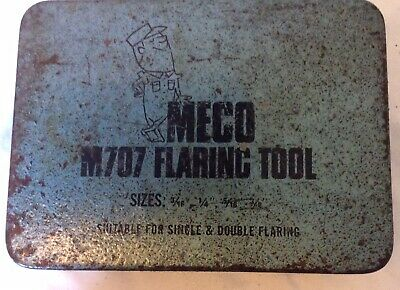 Meco flaring tool kit Old