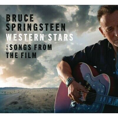 Bruce Springsteen, Western Stars CD - Brand New & Sealed