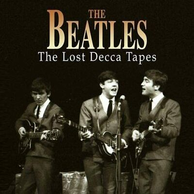 THE BEATLE LOST DECCA TAPES Limited to 500 Worldwide GREY VINYL LP Collectable #