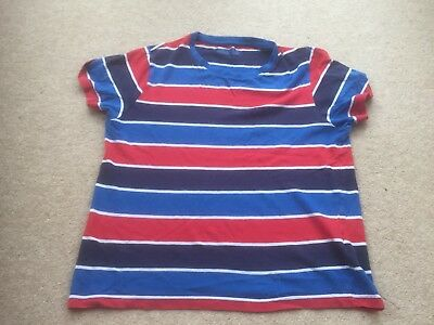 Boy's Marks and Spencer Pajama Top T Shirt size 9-10 yrs  Nice clean condition