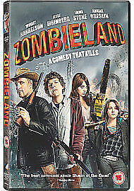Zombieland (DVD, 2010) FREE SHIPPING